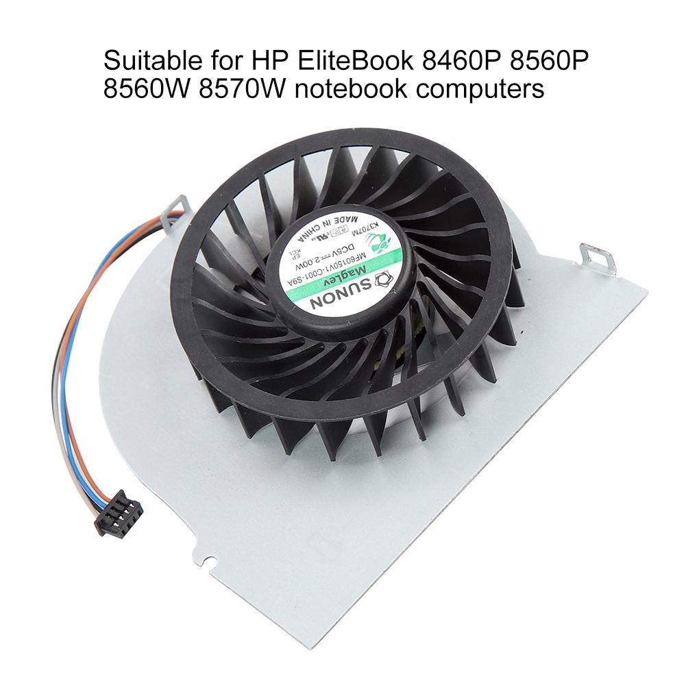 Fans & Heatsinks - Laptop CPU Cooling Fan Quiet Notebook CPU Fan Fast Heat  CPU Fan Notebook